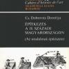 Cs. Dobrovits Dorottya: Építkezés a 18. századi Magyarországon (Az uradalmak építészete)