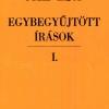 Fülep Lajos: Egybegyűjtött írások I. Cikkek, tanulmányok 1902–1908