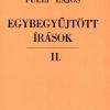 Fülep Lajos: Egybegyűjtött írások II. Cikkek, tanulmányok 1909–1916